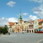 Mělník: protáhlá vyvýšenina mezi Labem a Vltavou