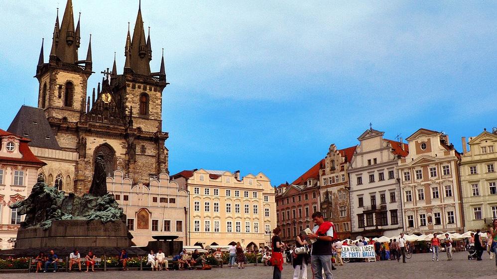 Cestujeme Českem